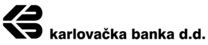 Karlovačka banka ATM logo | Karlovac | Supernova