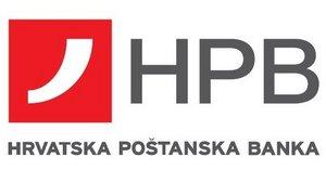 Hrvatska Poštanska Banka ATM logo | Karlovac | Supernova