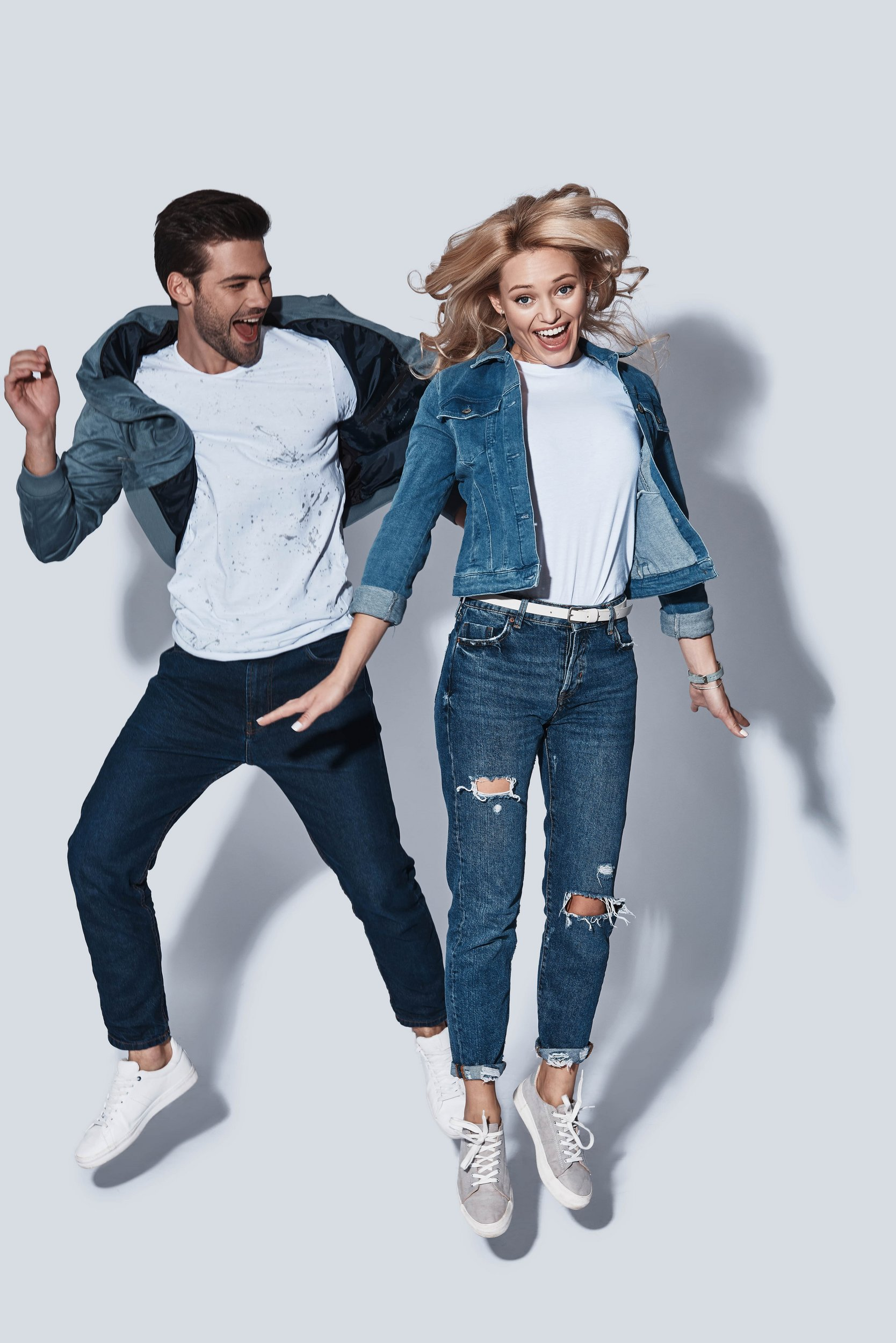 Jeans combinations at Supernova Karlovac
